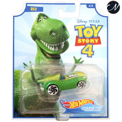 Rex - Hot Wheels Toy Story 4