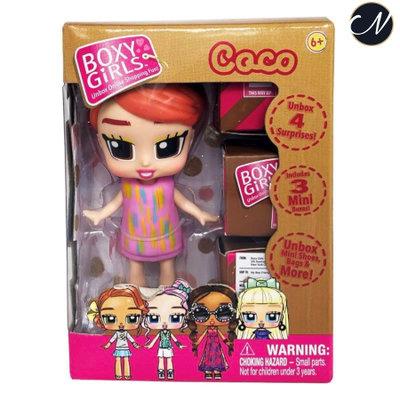 Boxy Girls Minis - Coco