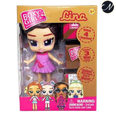 Boxy Girls Minis - Lina