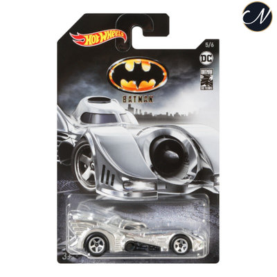 Batman - 5/6 Batmobile Hot Wheels