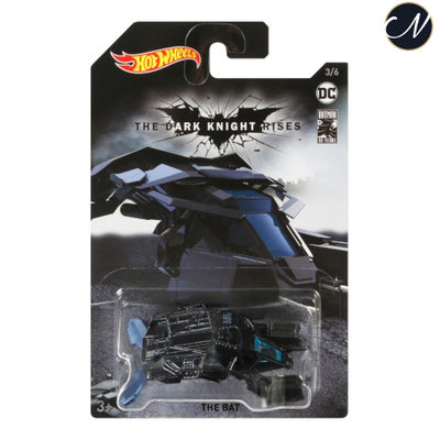 Batman - 3/6 The Bat Hot Wheels