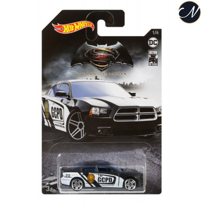 Batman - 1/6 Dodge Charger Hot Wheels