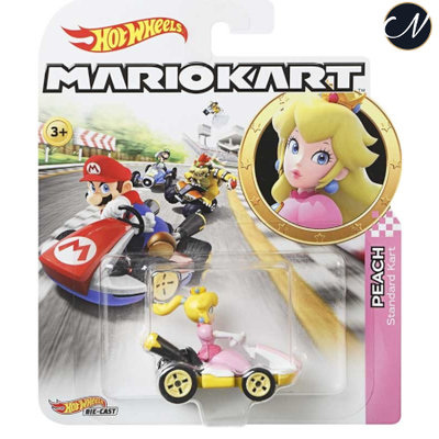 Peach - Hot Wheels Mario Kart