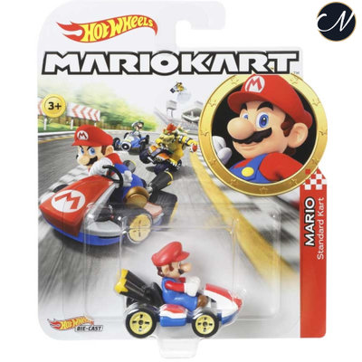 Mario - Hot Wheels Mario Kart
