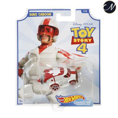 Duke Caboom - Hot Wheels Toy Story 4