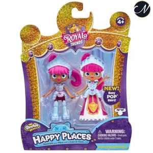 Princess Armanda - Happy Places Lil' Shoppie Doll Pack