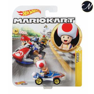 Toad - Hot Wheels Mario Kart