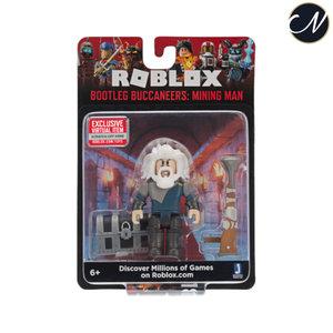 Roblox - Bootleg Buccaneers: Mining Man