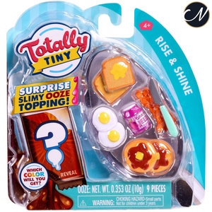 Totally Tiny Fun Rise & Shine Mini Food Play Set
