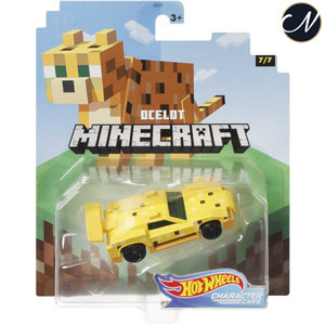 Ocelot - Hot Wheels Minecraft