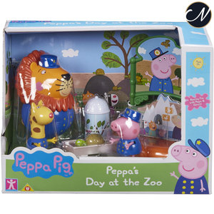 Peppa Big - Day At The Zoo