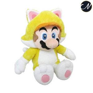 Cat Mario Knuffel