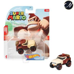 Donkey Kong - Hot Wheels Super Mario
