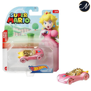 Princess Peach - Hot Wheels Super Mario