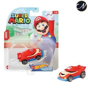 Mario - Hot Wheels Super Mario