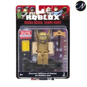 Roblox - Booga Booga: Shark Rider