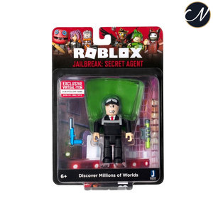 Roblox - Jailbreak: Secret Agent