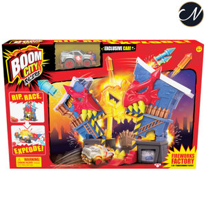 Boom City Racers – Fireworks Factory
