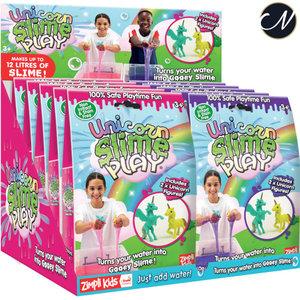 Unicorn Slime Play