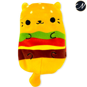 Cats Vs Pickles - Cheeseburger Cat