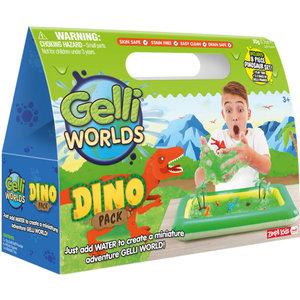 Gelli Worlds Dino Pack
