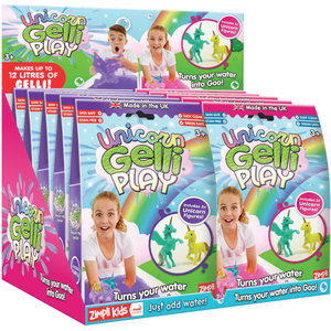 Unicorn Gelli Play