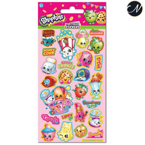 Shopkins Fun Foiled Stickers