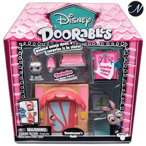 Disney Doorables Jumbeaux's Cafe