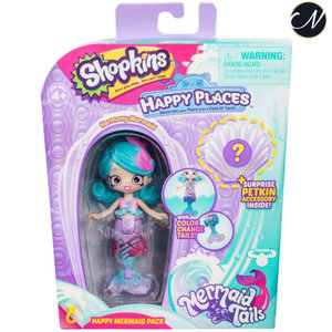 Harmony Mermaid - Happy Places Lil' Shoppie Doll Pack