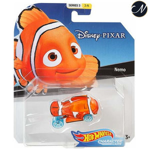 Nemo - Hot Wheels Disney Character Cars