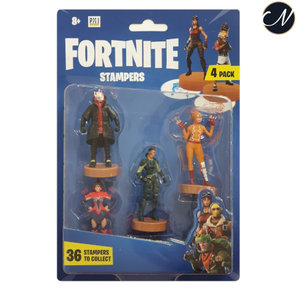 Fortnite Stampers 4pack - Pack B