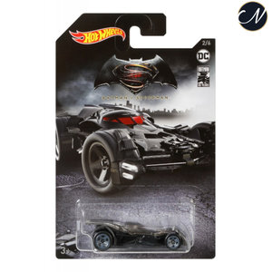 Batman - 2/6 Batmobile Hot Wheels