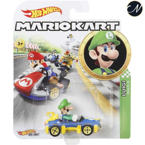 Luigi - Hot Wheels Mario Kart