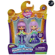 Princess Beryl - Happy Places Lil' Shoppie Doll Pack