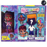 Hairdorables Hair-DUDE-ables BFF pack - Kali