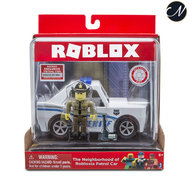Roblox - Neighborhood of Robloxia Patrol Car