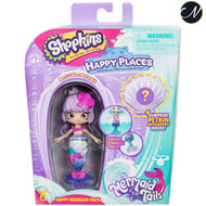 Berri Cakes Mermaid - Happy Places Lil' Shoppie Doll Pack