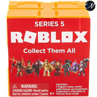 Roblox - Mystery pack Serie 5