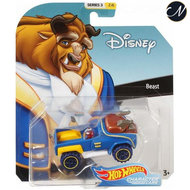 Beast - Hot Wheels Disney Character Cars