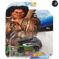 Maui - Hot Wheels Disney Character Cars