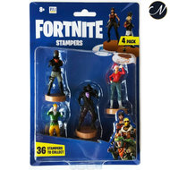 Fortnite Stampers 4pack - Pack G