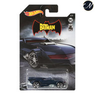 Batman - 6/6 Batmobile Hot Wheels