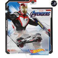 Avengers Iron Man - Hot Wheels